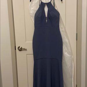 Size 8! BCBG MAXAZRIA Long Dress!